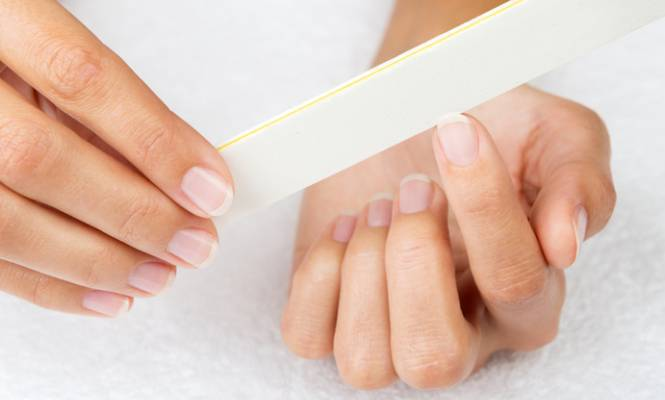 limar uñas