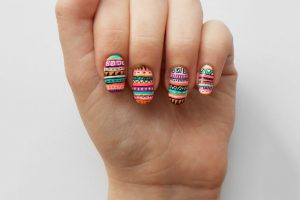 uñas acrilicas belleza