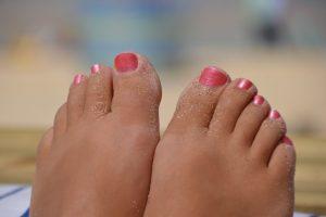 consejos hidratar pies resecos